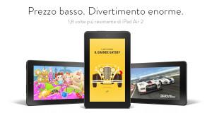 vedi qui tablet amazon